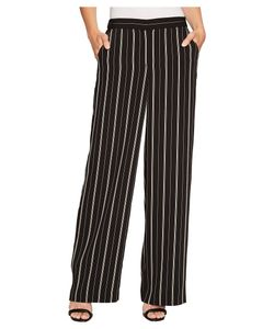 Vince Camuto | Stripe Pull-On Pants Rich Womens Casual Pants