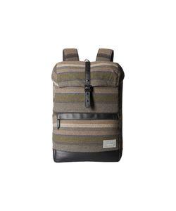 HEX   Alliance Backpack Dakota Stripe Backpack Bags