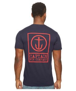 Captain Fin   Boxed Out Ii T-Shirt Mens T Shirt