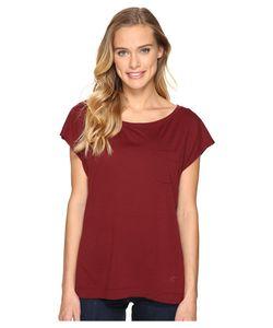Arc'Teryx   A2b Scoop Neck Scarlet Womens Clothing