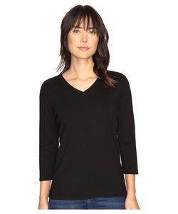 Pendleton | 3/4 Sleeve Rib Tee Womens T Shirt
