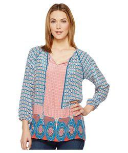 Tolani | Kassandra Top Royal Womens Clothing