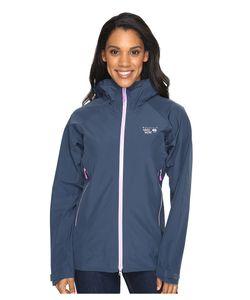 MOUNTAIN HARDWARE | Quasartm Lite Jacket Zinc Womens Jacket