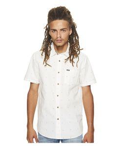 Volcom | Interlude Shirt Cloud Mens Clothing