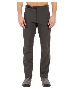 MOUNTAIN HARDWARE | Chockstone Midweighttm Active Pant Shark/Titanium Mens Casual Pants
