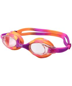 TYR | Swimplestm Goggles Clear Mint Water Goggles