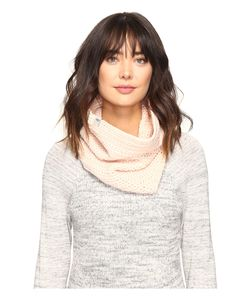 UGG Australia | Crochet Snood With Lurex Sequins Freshwater Pearl Multi Scarves