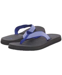 Sanuk | Yoga Mat Webbing Deep Off Womens Sandals