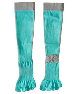 toesox | Sport Compression Knee High Ice 4am Womens Knee High