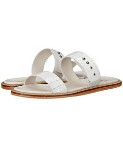 Seychelles | Interstate Croco Womens Slide Shoes