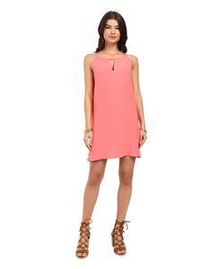 Bb Dakota | Rachel A-Line Crepe Dress Womens Dress