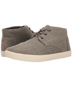 Toms | Paseo Mid Desert Farren Mens Lace Up Casual