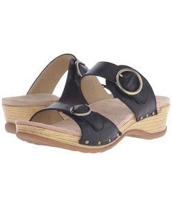 Dansko | Manda Full Grain Womens Sandals