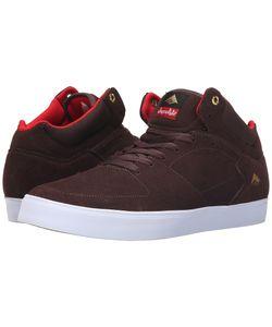 Emerica   The Hsu G6 X Chocolate Mens Shoes