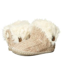 Bedroom Athletics | Toni Natural Womens Slippers