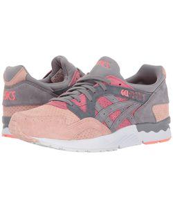 ASICSTiger   Gel-Lyter V Mauve Wood/Aluminum Mens Shoes