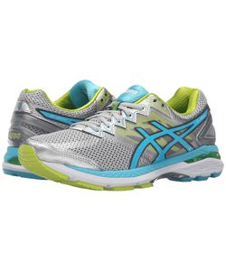 Asics | Gt-2000tm 4 Turquoise/Lime Punch Womens Running Shoes