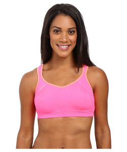 Shock Absorber | Active Multi Sports Bra S4490 Coral Womens Bra