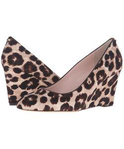 Kate Spade New York | Amory Blush Leopard Haircalf Print Womens