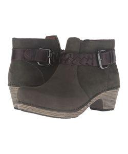 Dansko | Michelle Milled Nubuck Womens Boots