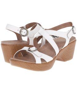 Dansko | Julie Leather Womens Sandals