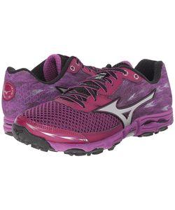 Mizuno | Wave Hayate 2 Royal /Irish Womens Running Shoes