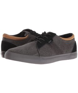 Reef | Ridge Tx Dark Shadow Mens Lace Up Casual Shoes