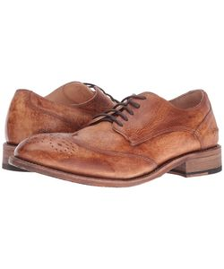 Bed Stu | Gatsby Tan Driftwood Leather Mens Shoes