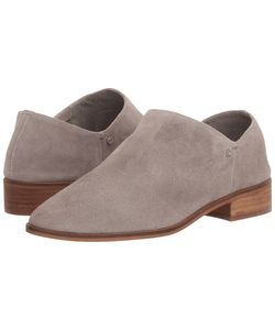 Sam Edelman | Pacey Putty Cow Suede Leather Womens Shoes