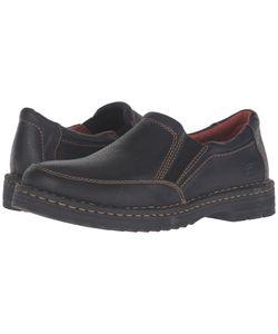 Born   Rustad Full Grain Leather Mens Slip On Shoes