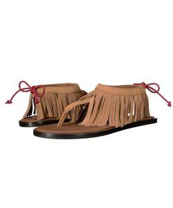 Sanuk | Yoga Fringe Tobacco/Auburn Womens Sandals