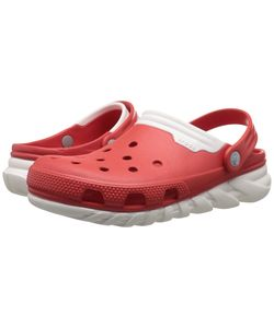 Crocs | Duet Max Clog Flame Clog Shoes