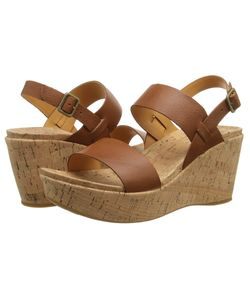 Kork-Ease | Austin Sand Womens Wedge Shoes