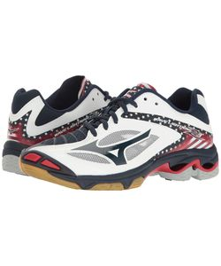 Mizuno | Wave Lightning Z3 Stars Amp Stripes Womens Volleyball Shoes