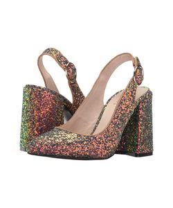 Shellys London | Chester Peacock Glitter High Heels