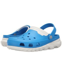 Crocs | Duet Max Clog Ocean Clog Shoes
