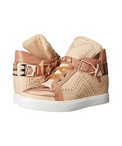IVY KIRZHNER   Lunar Natural Womens Lace Up Casual Shoes