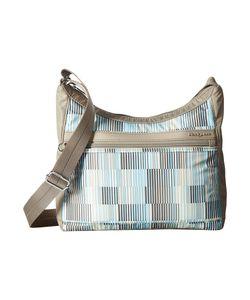 Hedgren | Inner City Harpers Small Shoulder Bag Rfid Glitch Print