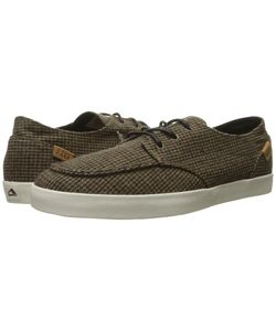 Reef | Deck Hand 2 Tx Tweed Mens Lace Up Casual