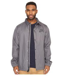 Nike SB | Sb Assistant Coaches Jacket Dark Anthracite Mens Coat