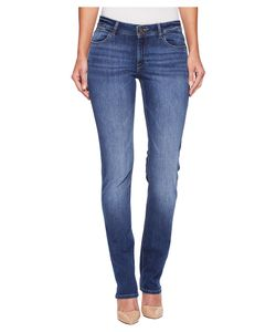 Dl1961 | Coco Curvy Straight Jeans In Pacific Pacific Womens Jeans