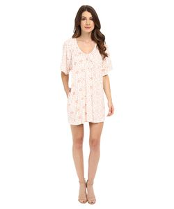 Rachel Pally | Joss Dress Print Dusty Medallion Womens Dress