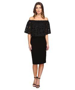 Shoshanna   Astor Dress Jet Womens Dress