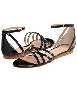 Pour La Victoire | Faine Patent Womens Sandals