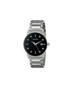 BULOVA | Mens Diamonds 96d121 Watches