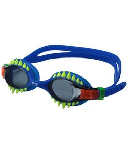 TYR | Swimple Spikes Smoke Goggles