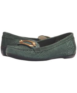 Anne Klein | Noris Medium Reptile Womens Flat Shoes