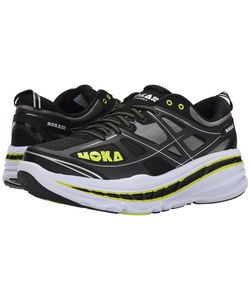 HOKA ONE ONE | Stinson 3 Anthracite/Acid Mens Running Shoes