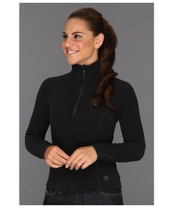 MOUNTAIN HARDWARE | Microchilltm Zip T Womens Long Sleeve Pullover