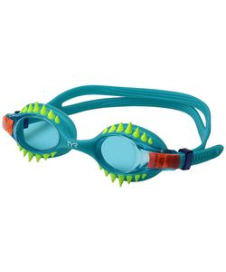 TYR | Swimple Spikes Turquoise/Turquoise Goggles